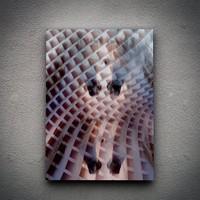Zoodesignstudio Kanvas Tablo Mavi - 100X150