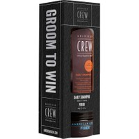 American Crew Limited Edition Fiber + 3-in-1 Set