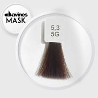 Davines Mask Boya 5.3 / 5G Açık Altın Kahve