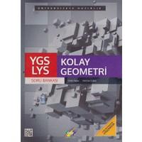 Fdd Yayınları Ygs-Lys Kolay Geometri Soru Bankası - Çetin Yazıcı