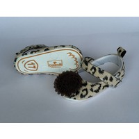 Caramell Kız Bebek Beyaz Ayakkabı