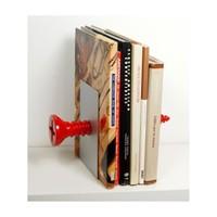 Antartidee Vida Tasarımlı Kitap Desteği / Screw Book-End