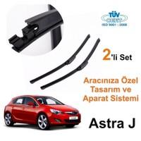 Astra J Kasa Araca Özel Silecek Takımı (Sağ-Sol)
