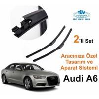 Audi A6 Araca Özel Silecek Takımları (Sağ-Sol)