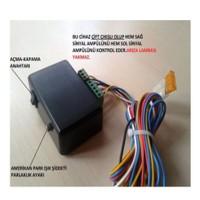 Ayarlı Yeni Nesil Amerikan Sinyal Modülü 12V
