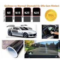Cam Filmi 152Cmx60M Çizilmez Solar Dark Black