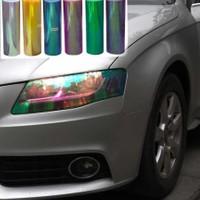Far Filmi 30Cmx10Mt Kolormatik Lazer Sarı