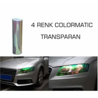 Far Filmi 30Cmx1Mt Kolormatik Lazer Transparan