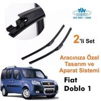 Fiat Doblo Araca Özel Silecek Takımı (Sağ-Sol)