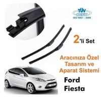Ford Fiesta Araca Özel Silecek Takımları (Sağ-Sol)