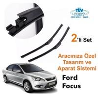 Ford Focus Araca Özel Silecek Takımları (Sağ-Sol)