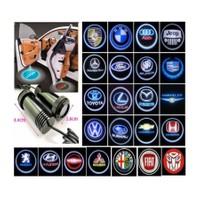 Kapı Altı Logo 3D Mercedes 4328326