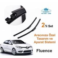 Renault Fluence Araca Özel Silecek Takımları (Sağ-Sol)
