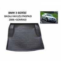 Bmw 3 Serisi (E 90) Sedan Bagaj Havuzu Siyah 05-11