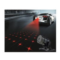 Araç Yıldız Modeli Arka Stop Lazer İkaz Lambası Cs-Ed223