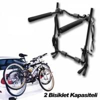 Bisiklet Taşıyıcı Aparat (2 Adet Bisiklet Taşıma)