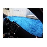 Peluş Örtü Kamyon Mavi 220Cmx40Cm