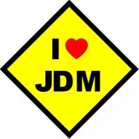 Sarı Çıkartma Jdm