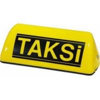 Taksi Levhası Işıklı Mıknatıslı Karayolları Kanunlarında Öngördüğü