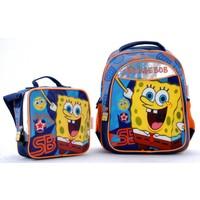 Sponge Bob 35516 Lisanslı Okul Çantası Seti
