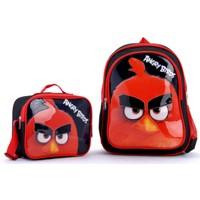 Angry Birds 87903 Lisanslı Okul Çantası Seti