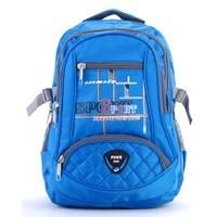 Free Bag Unisex Sırt Çantası Mavi