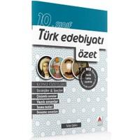 Delta Kültür Basım Yayın 10. Sınıf Türk Edebiyatı Özet