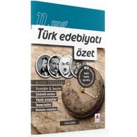 Delta Kültür Basım Yayın 11. Sınıf Türk Edebiyatı Özet