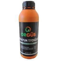 Kts Potasyum Kükürt Ağırlıklı Sıvı Gübre 1 Litre