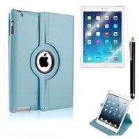 Kılıfland iPad Air Kılıf Tam Korumalı Kırılmaz Cam FilmKalemOtg Kablo
