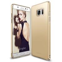Ringke Slim Galaxy Note 7 FE Kılıf Royal Gold - 4 Tarafı Saran İnce Şık Tasarım