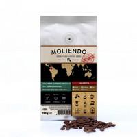 Moliendo Finest Coffee Colombia Supremo Medellin Bucaramanga Yoresel Kahve