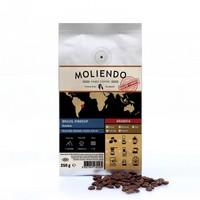 Moliendo Finest Coffee Brasil Finecup Santos Yoresel Kahve