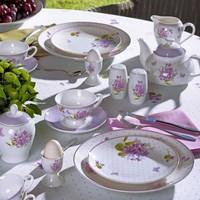 Pierre Cardin 49 Parça Violet Kahvaltı Takımı