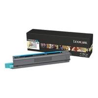 Lexmark C925H2Cg Mavi Orjinal Toner