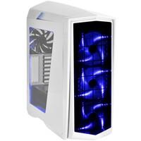 Silverstone Primera Pencereli 2xUsb 3.0 4 Fanlı Beyaz ATX Oyuncu Kasası (SST-PM01WA-W)
