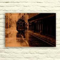 Fotocron Tren Tablo 24X34 Cm