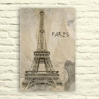 Fotocron Paris Tablo 24X34 Cm