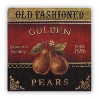 Oscar Stone Old Fashioned Pears Taş Tablo