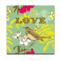 Dolce Home Dekoratif Tablo Love Dg1b1k20m7