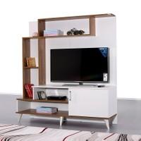 Alpino Ottowa Tv Ünitesi Garda / Beyaz