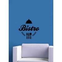 Bistro Duvar Sticker