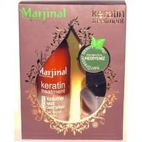 Marjinal Professional Keratin Treatment + Marjinal Kreatin Saç Sprey