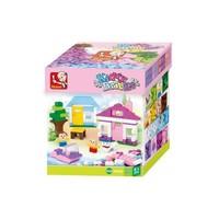 Sluban Kiddy Bricks B0503 Karışık Blok 415 Parça