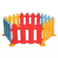 Baby&Toys Renkli Çitler