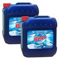 Bingo Ultra Yoğun Çamaşır Suyu 4 Kg x 2 Adet