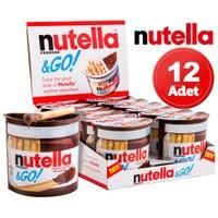 Nutella Go 52 Gr x 12 Adet