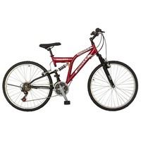 Gomax Mobster 26 Jant Bisiklet Kırmızı