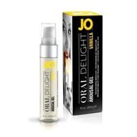 System JO Oral Delight – Oral Jeli - Vanilyalı