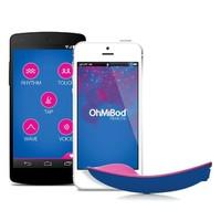 OHMIBOD BLUEMOTION NEX1 Akıllı Telefon Uyumlu Vibe
